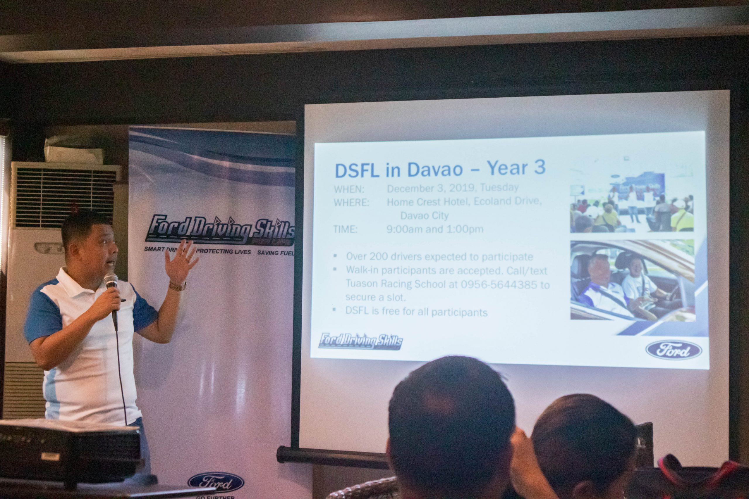 Ford Driving Skills for Life Davao Year 3