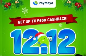 Get the Best 12.12 Deals and Beyond with your PayMaya Account