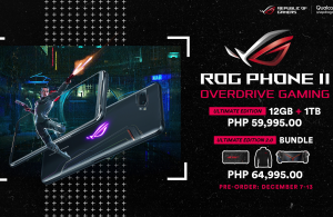 ROG Phone 2 Ultimate Edition is Currently Now on Pre-Order