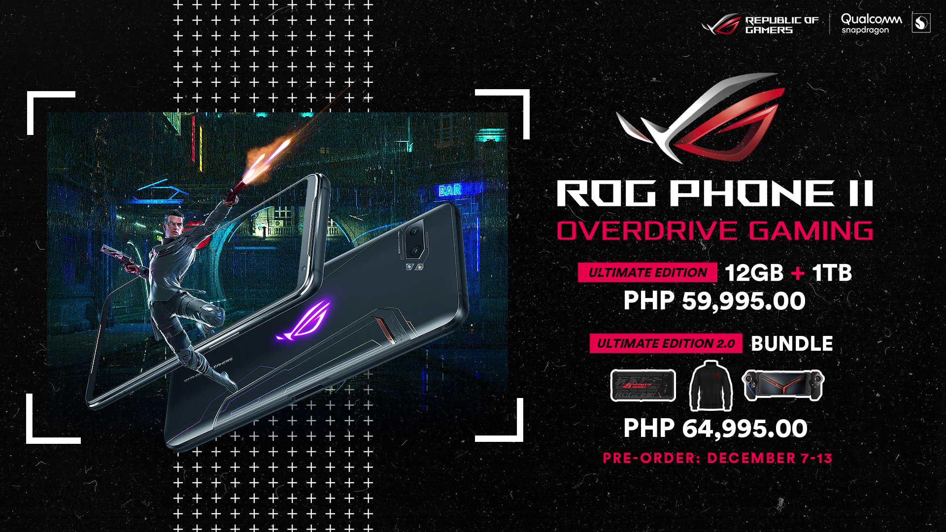 ROG Phone 2 Ultimate Edition Pre-Order