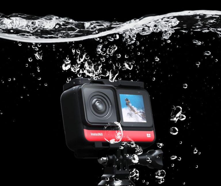 Insta360 ONE R waterproof