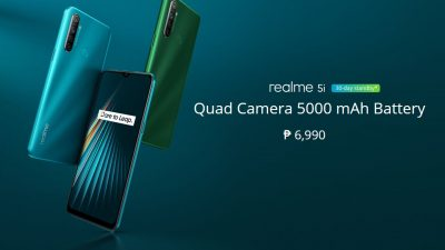 realme 5i Launched – Best Bang-for-the-Buck Smartphone in just PHP 6k