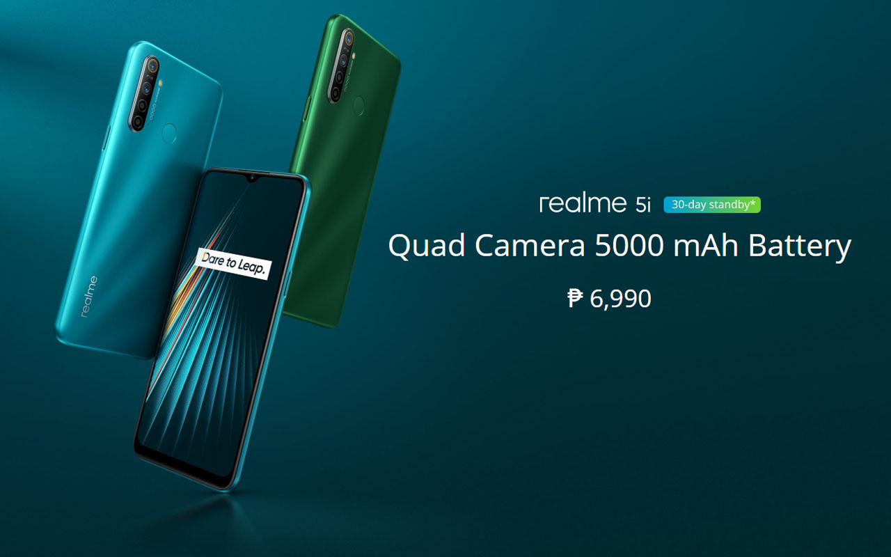 realme 5i Launched