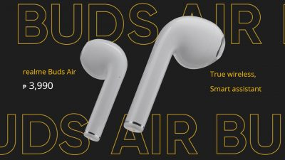 realme Buds Air TWS earphones Now Available Here in the Philippines