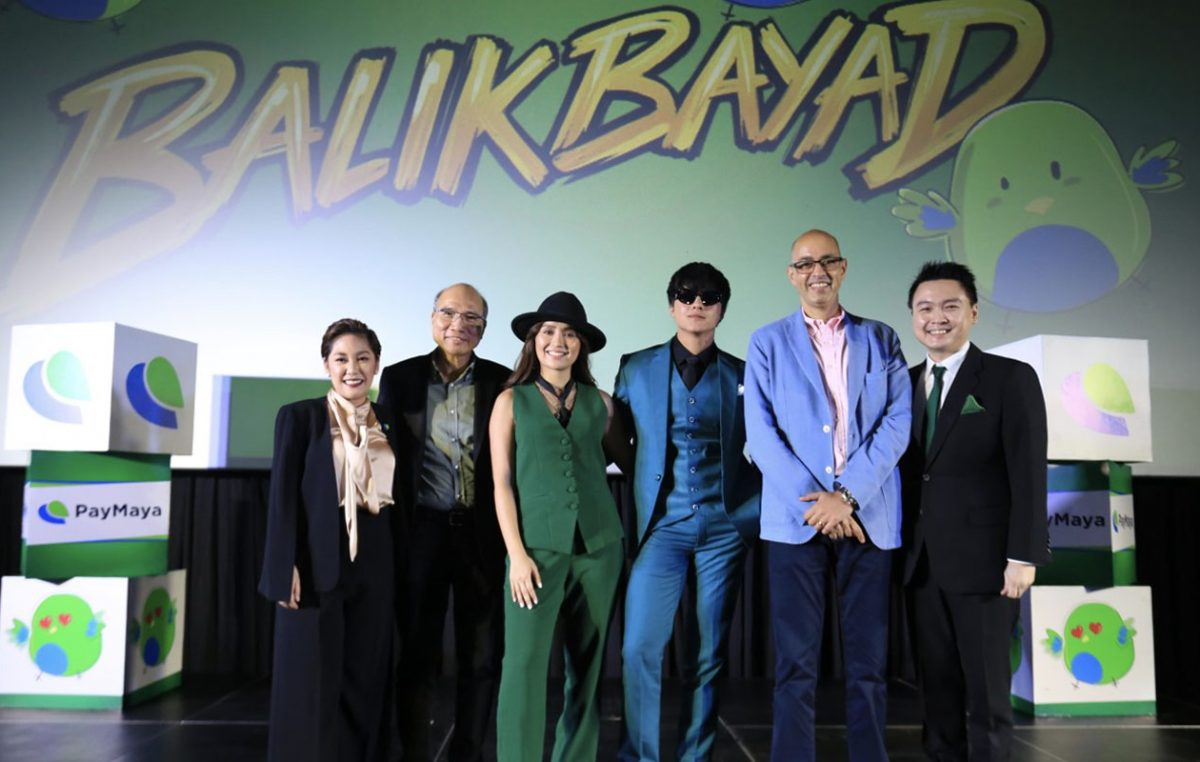 PayMaya Launches BalikBayad with Kathryn Bernardo and Daniel Padilla