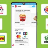 Jollibee Foods Corporation x PayMaya Pilots Cashless Ordering Chatbot