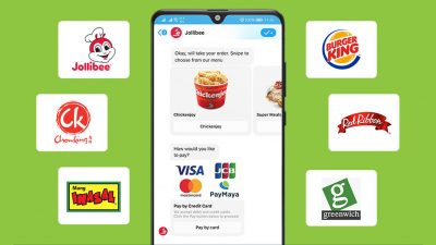 Jollibee Foods Corporation x PayMaya Pilots Cashless Ordering Chatbot