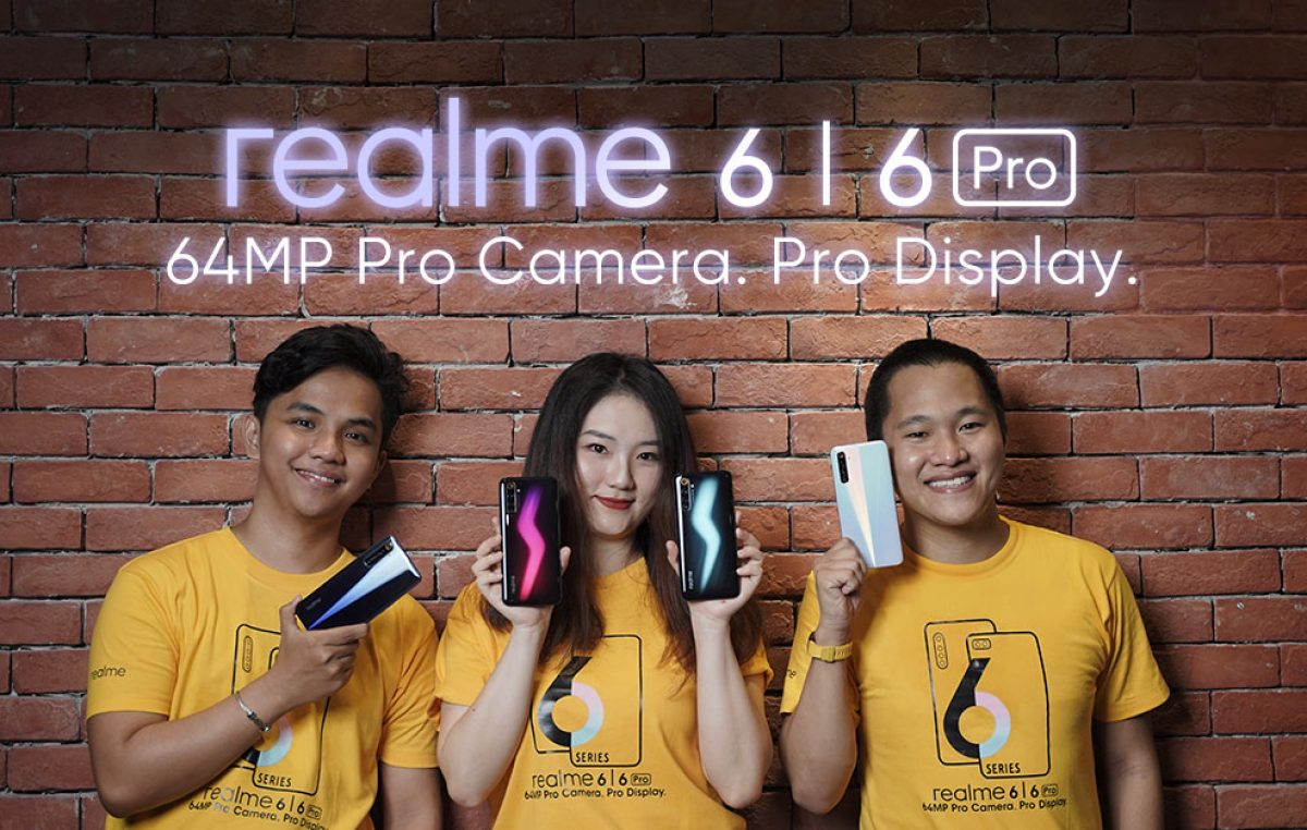 realme 6 and 6 Pro Officially Launched in the Philippines and Priced