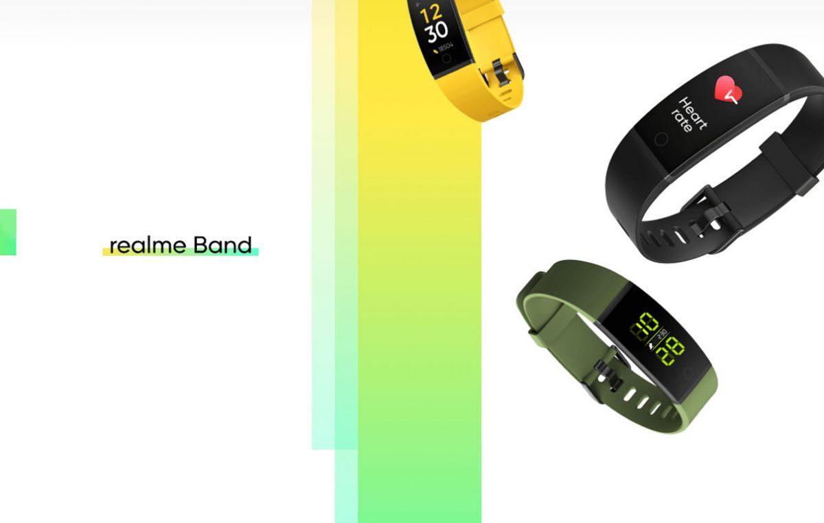 realme Band – A Perfect Fitness Companion to Your realme Smartphone
