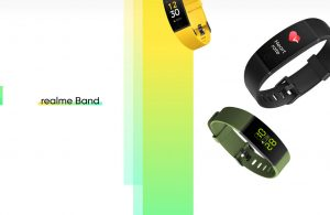 realme Band – A Perfect Fitness Companion to Your realme Smartphone