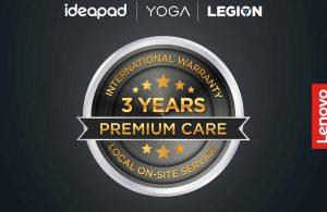 Lenovo Philippines Unveils 3-Year Premium Care Warranty