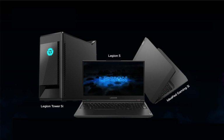 Lenovo Legion Pre-order 2020