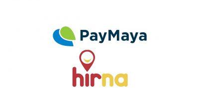 PayMaya x hirna Partnership – Enabling Cashless Taxi Rides