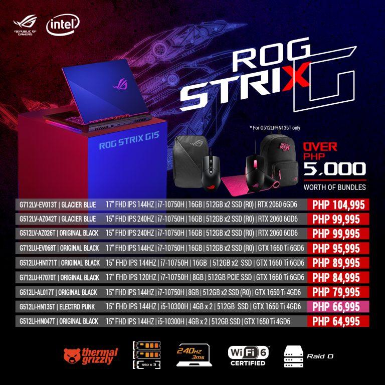 ROG Strix G Rev