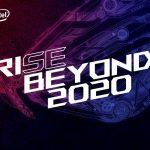 Rise Beyond 2020 – ROG 10th Gen Gaming Laptop Launch