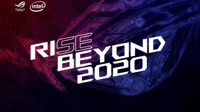 Rise Beyond 2020 – ROG Philippines Launches 10th Gen Gaming Laptops