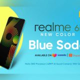 The realme 6i Now comes in New Blue Soda Color Variant