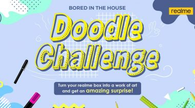 realme Philippines Invite its Fans to Join the realme Doodle Challenge
