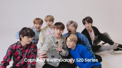 Samsung Re-Opens Galaxy S20+ BTS Edition 2nd Batch Pre-Order