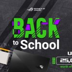 ASUS ROG Back-to-School promo 2020