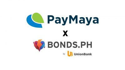 Invest in Government Retail Treasury Bonds as PayMaya Partners with Bonds.ph
