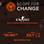 ROG PH Partners with Scope for Change Counter Strike Global Offensive Charity Tournament