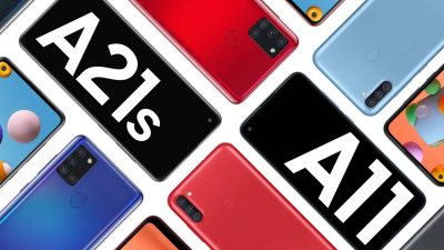 Samsung Introduces New Affordable Galaxy A21s and Galaxy A11