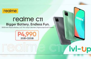 New Entry Level realme C11 Launched with a Price Tag of PHP 4,990