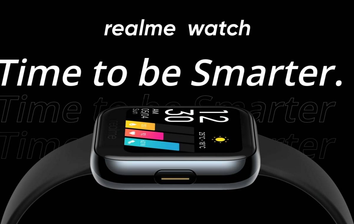 realme Watch Launched – Your New Personal Health Companion
