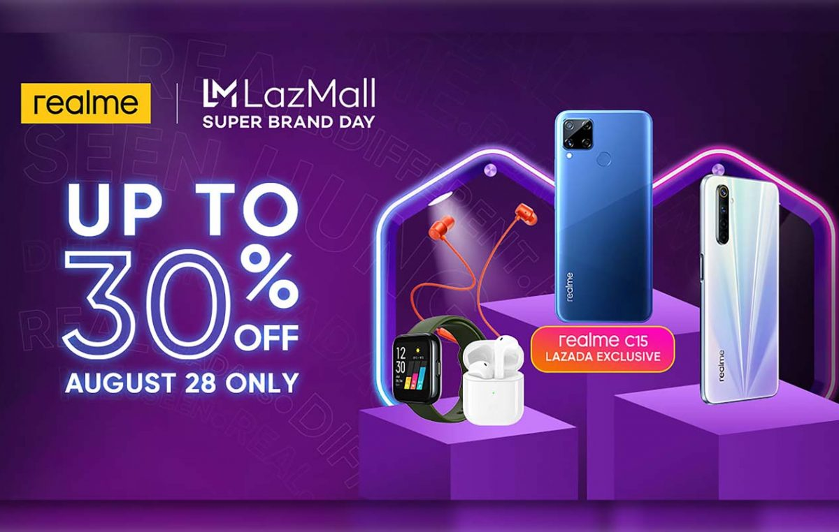 Music Festival and Lazada Sale to Culminate realme Fanfest on August 28