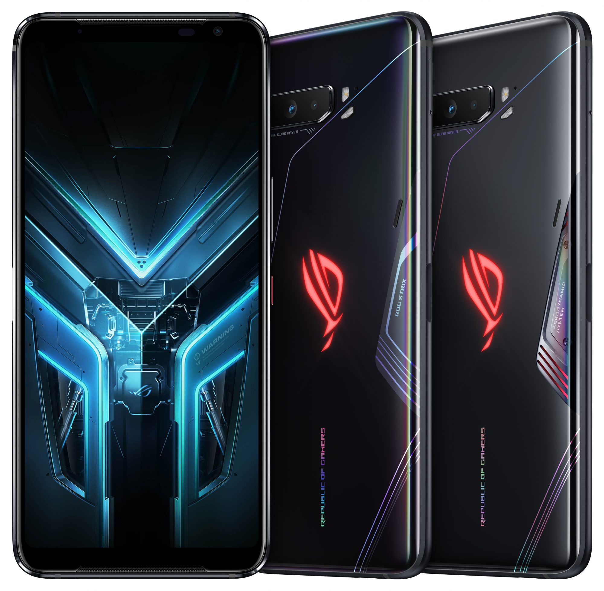ROG Phone 3 Game Without Limits