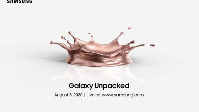 Five New Power Devices to be Unveiled on Galaxy Unpacked 2020
