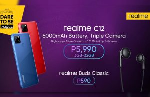 realme C12 and realme Buds Classic Launched alongside Music Fan Fest