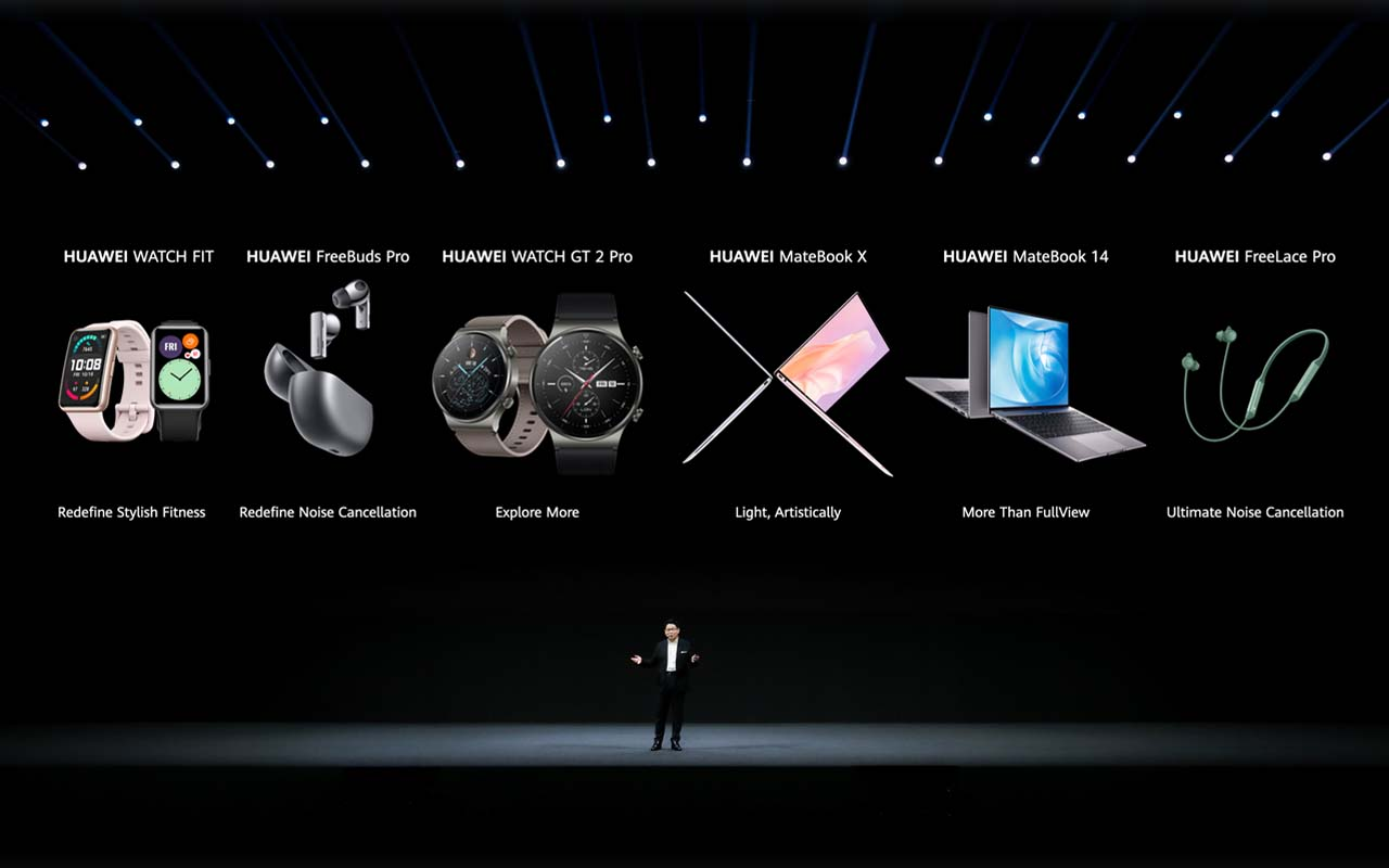 6 New Devices Announced at the Huawei Seamless AI Life Product Launch