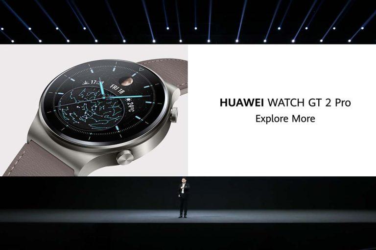 Huawei Seamless AI Life Product Launch - Huawei Watch GT 2 Pro