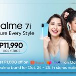 Completing the 7 Series – realme Philippines Launches the realme 7i