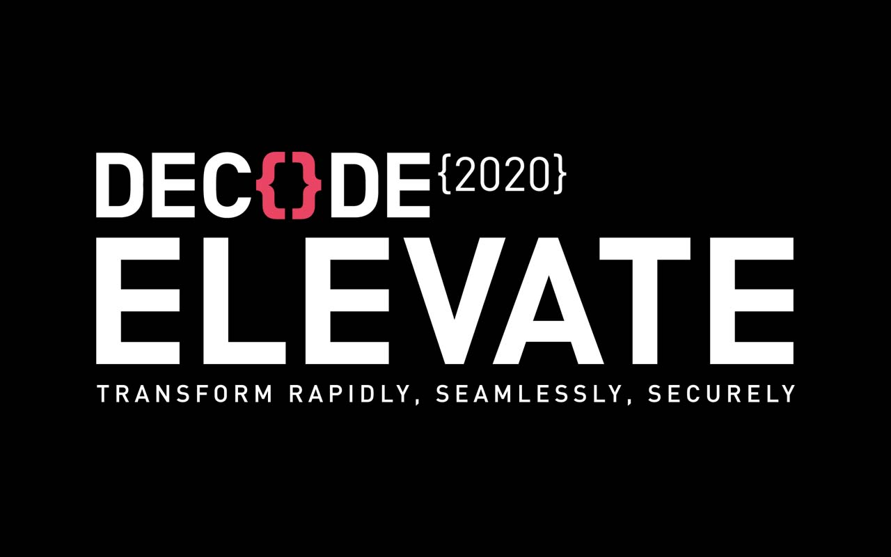 Cybersecurity Conference, DECODE 2020, Goes Virtual, Opens to VisMin