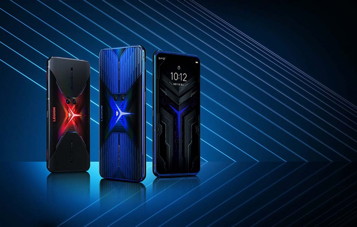 Lenovo Introduces its New Gaming Phone, the Lenovo Legion Phone Duel