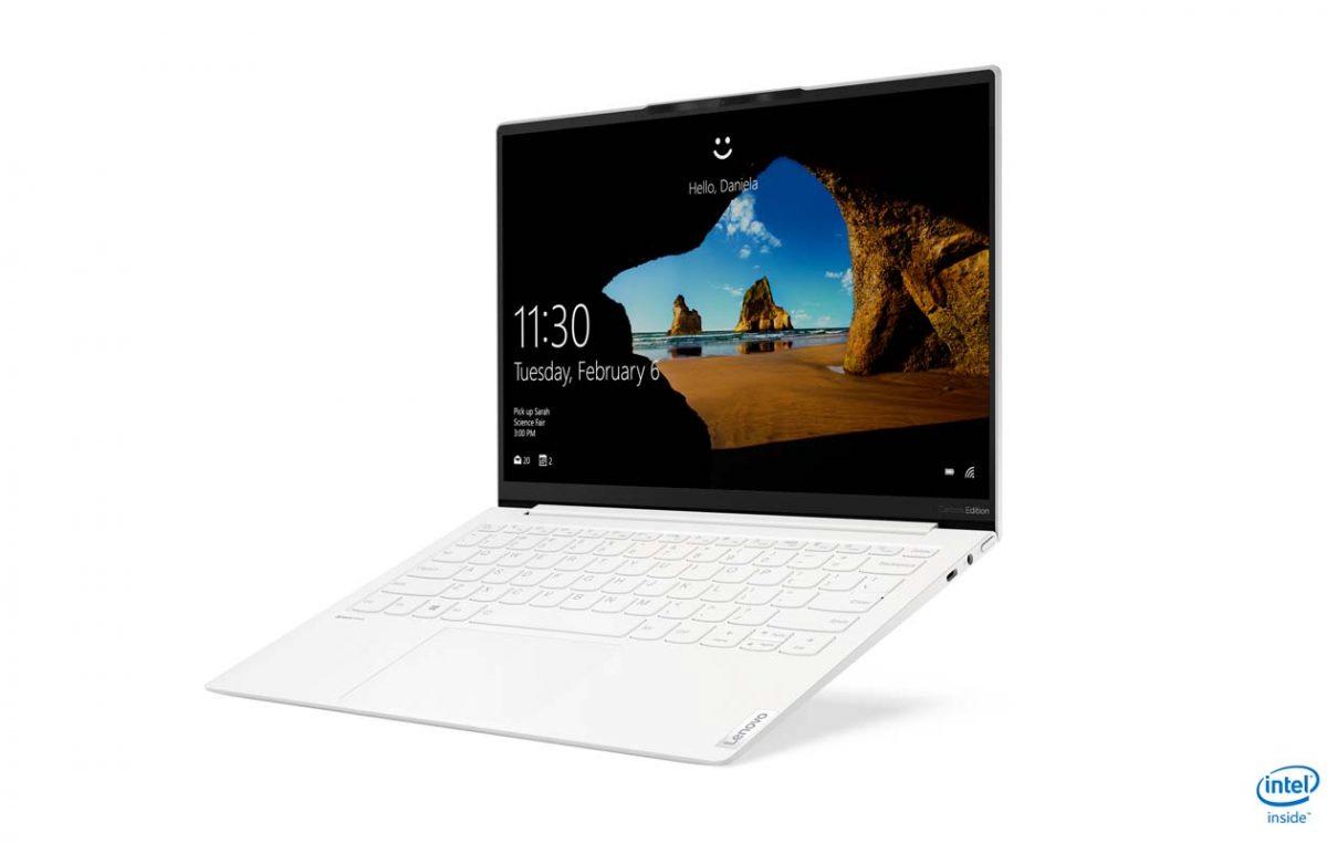 Lenovo Unveils Featherweight and Sturdy Yoga Slim 7i Carbon Laptop
