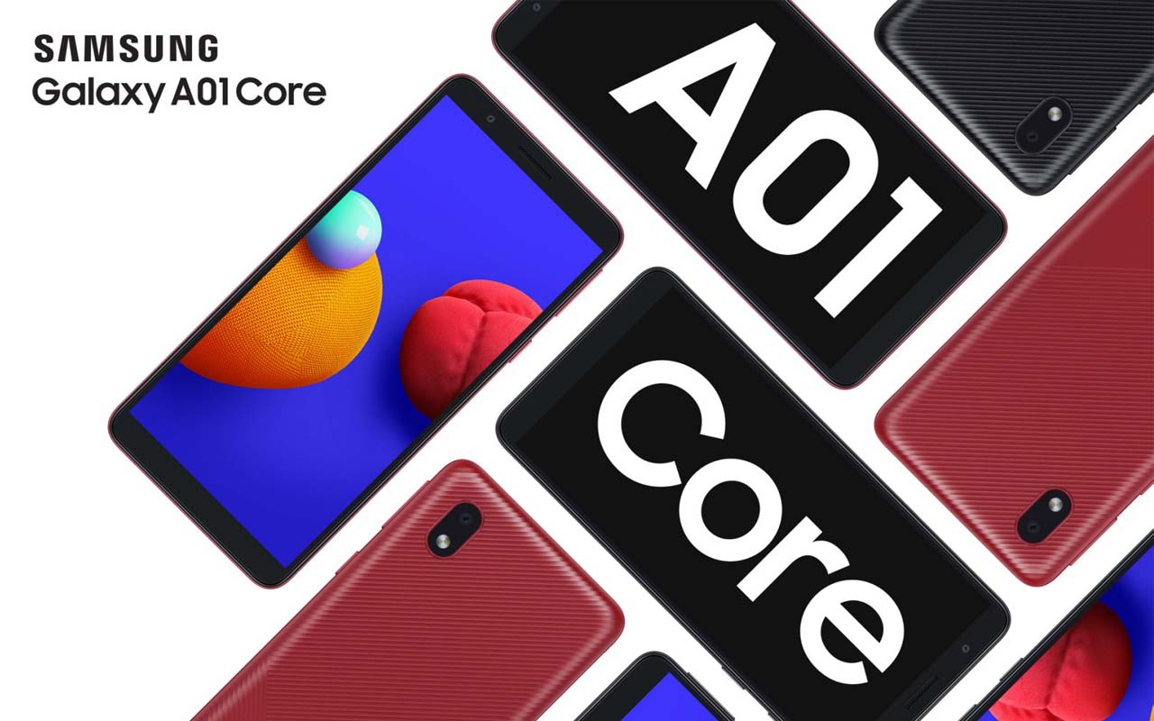 Most Affordable Samsung Galaxy A01 Core Launched at only PHP 3,990