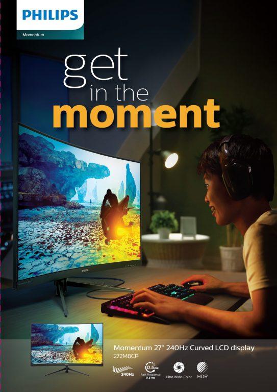 Philips Momentum 272M8