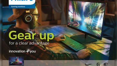 Philips Monitors Enters Gaming Market with Brand-New Gaming Monitors