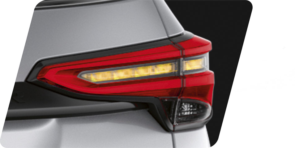 Sequential Turn Signal Lamp