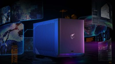 GIGABYTE Launches water-cooled AORUS RTX 3090/3080 Gaming Box