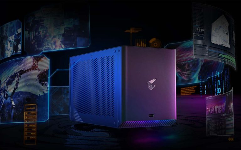 GIGABYTE Launches water-cooled AORUS RTX 3090 3080 Gaming Box