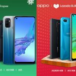 Get up to 76% your OPPO purchase on Shopee and Lazada's 11.11 Sale