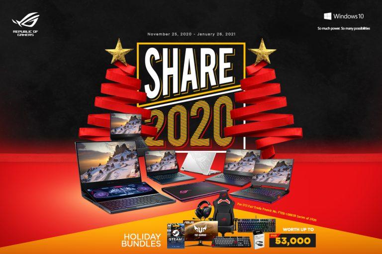 ROG Share 2020