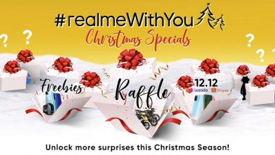 realme officially launches #realmeWithYou Christmas Specials Campaign