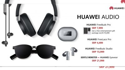 A New Family of Audio Devices – Huawei FreeBuds Pro Officially Available