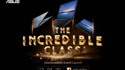 ASUS Officially Announces All-New Intel Powered ASUS ZenBook Series